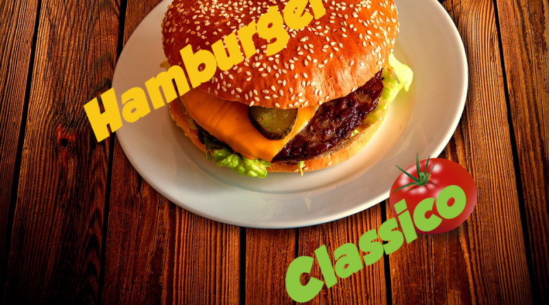 Hamburger Classico 1