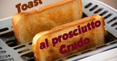 Toast Prosciutto Crudo, Rucola, Ketchup 3
