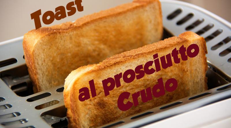 Toast Prosciutto Crudo, Rucola, Ketchup 1