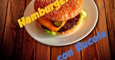 Hamburger con Rucola 3
